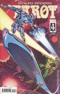Tarot (2020 Marvel) 4C