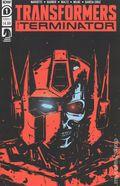 Transformers vs. Terminator (2020 IDW) 1A