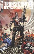 Transformers vs. the Terminator (2020 IDW) 1B