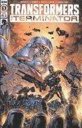 Transformers vs. the Terminator (2020 IDW) 1RIA