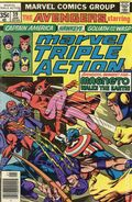 Marvel Triple Action (1972) Mark Jewelers 39MJ