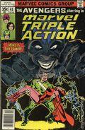 Marvel Triple Action (1972) Mark Jewelers 41MJ