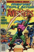 Marvel Triple Action (1972) Mark Jewelers 44MJ