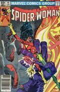 Spider-Woman (1978-1983 1st Series) Mark Jewelers 44MJ
