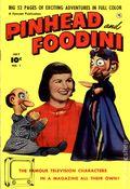 Pinhead and Foodini (1951 Fawcett) 1