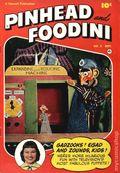 Pinhead and Foodini (1951 Fawcett) 2