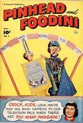 Pinhead and Foodini (1951 Fawcett) 3