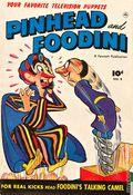 Pinhead and Foodini (1951 Fawcett) 4