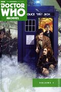 Doctor Who Archives TPB (2015 Titan Comics) The Eleventh Doctor 1-1ST
