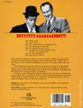 Official Abbott and Costello Scrapbook SC (1990 Contemporary Books) 1-1ST