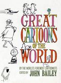 Great Cartoons of the World HC (1967 Crown) By the World's Foremost Cartoonists 1-1ST