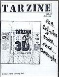 Tarzine (1981 Bill Ross) Fanzine 2