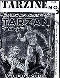 Tarzine (1981 Bill Ross) Fanzine 3