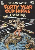 Forty Year Old Hippie (1979 Rip Off Press) #1, 1st Printing