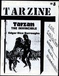 Tarzine (1981 Bill Ross) Fanzine 8