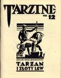 Tarzine (1981 Bill Ross) Fanzine 12