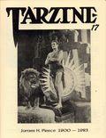 Tarzine (1981 Bill Ross) Fanzine 17