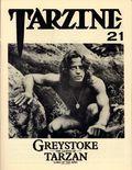 Tarzine (1981 Bill Ross) Fanzine 21