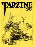 Tarzine (1981 Bill Ross) Fanzine 36