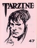 Tarzine (1981 Bill Ross) Fanzine 47