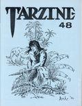Tarzine (1981 Bill Ross) Fanzine 48