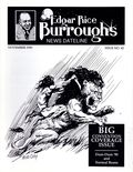 Edgar Rice Burroughs News Dateline (1979 Michael Conran) Fanzine 40