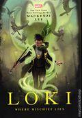 Loki Where Mischief Lies HC (2019 A Marvel Press Novel) 1-REP
