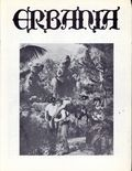 ERBania (1956-2009 Peter Ogden) Fanzine 36
