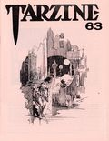 Tarzine (1981 Bill Ross) Fanzine 63