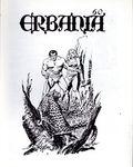 ERBania (1956-2009 Peter Ogden) Fanzine 60