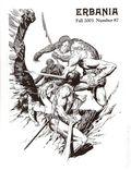 ERBania (1956-2009 Peter Ogden) Fanzine 87