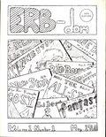 ERB-dom (1960 Camille Cazedessus) Fanzine 1 REP
