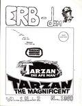 ERB-dom (1960 Camille Cazedessus) Fanzine 2 REP