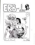 ERB-dom (1960 Camille Cazedessus) Fanzine 3 REP