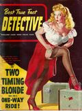 Best True Fact Detective (1943-1981 Newsbook) Mar 1949