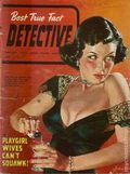 Best True Fact Detective (1943-1981 Newsbook) Jun 1949