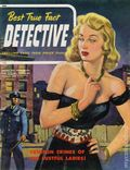 Best True Fact Detective (1943-1981 Newsbook) Jan 1950