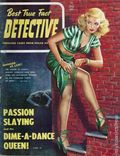 Best True Fact Detective (1943-1981 Newsbook) Dec 1950