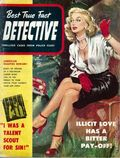 Best True Fact Detective (1943-1981 Newsbook) Mar 1951