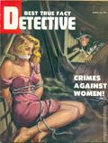 Best True Fact Detective (1943-1981 Newsbook) Mar 1953