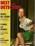 Best True Fact Detective (1943-1981 Newsbook) Dec 1953