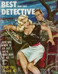 Best True Fact Detective (1943-1981 Newsbook) Mar 1954