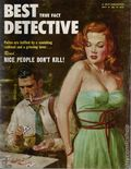 Best True Fact Detective (1943-1981 Newsbook) May 1954