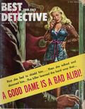 Best True Fact Detective (1943-1981 Newsbook) Jul 1954