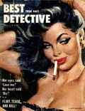 Best True Fact Detective (1943-1981 Newsbook) Mar 1955