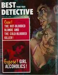 Best True Fact Detective (1943-1981 Newsbook) Jun 1955