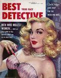 Best True Fact Detective (1943-1981 Newsbook) Oct 1955