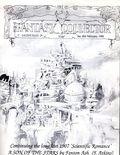 Fantasy Collector (1988- Camille Cazedessus) Fanzine 203