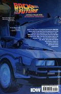 Back to the Future TPB (2016-2018 IDW) 1A-REP