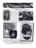 Gridley Wave (1959 Burroughs Bibliophiles) Fanzine 315